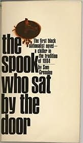 Image result for spook who sat by the door book