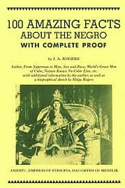 Image result for 100 amazing facts about the negro